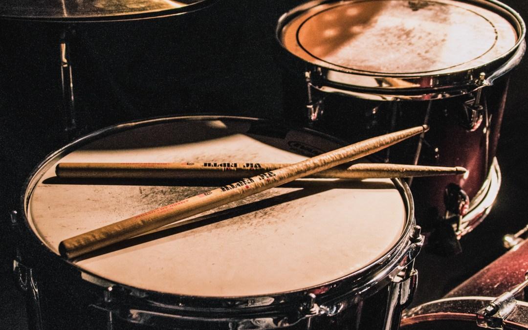Jak przygotować się do nagrań – perkusista