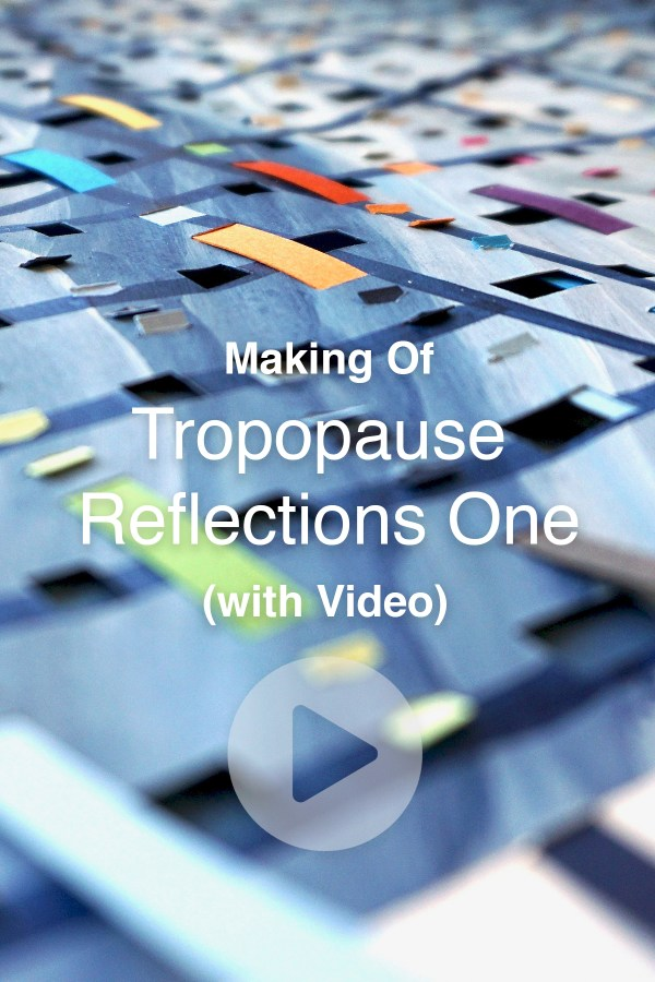 Making Of Tropopause Reflections One
