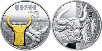 памятная монета Тур на фото
