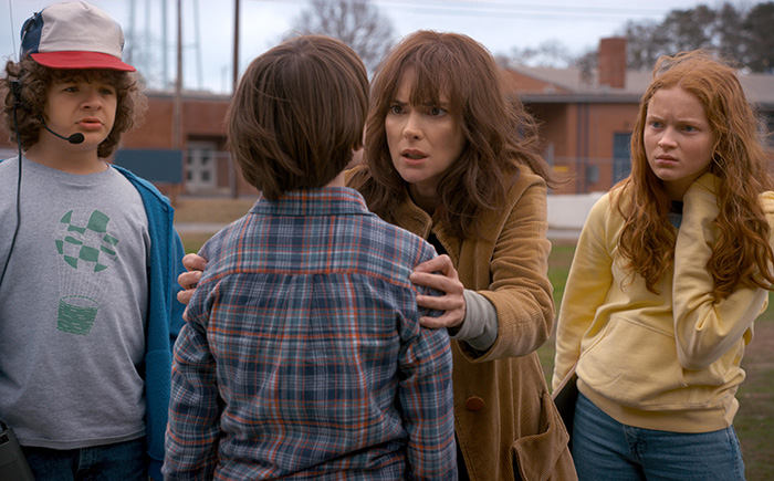 """Stranger Things 2"" - kadr z serialu"