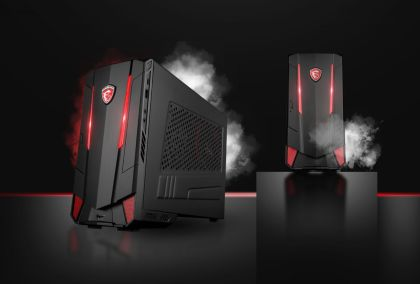 Kieszonkowe PC – recenzja komputera MSI Nightblade MI3 8TH