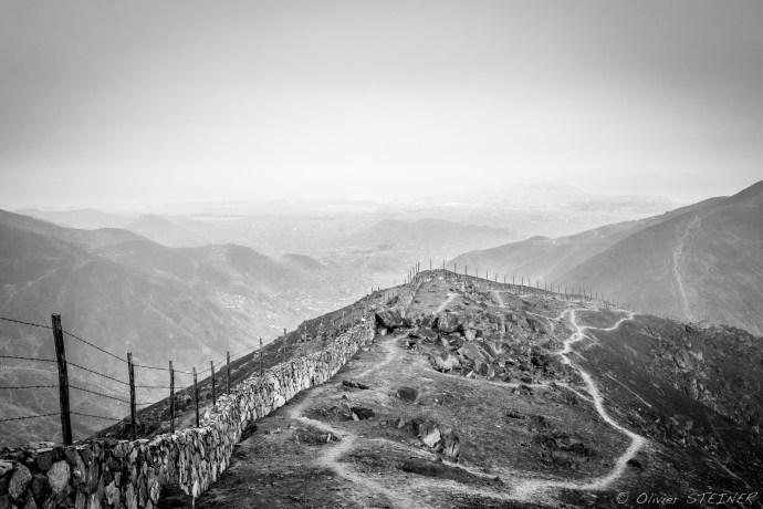 On the hills near La Molina - Sur les collines près de la Molina