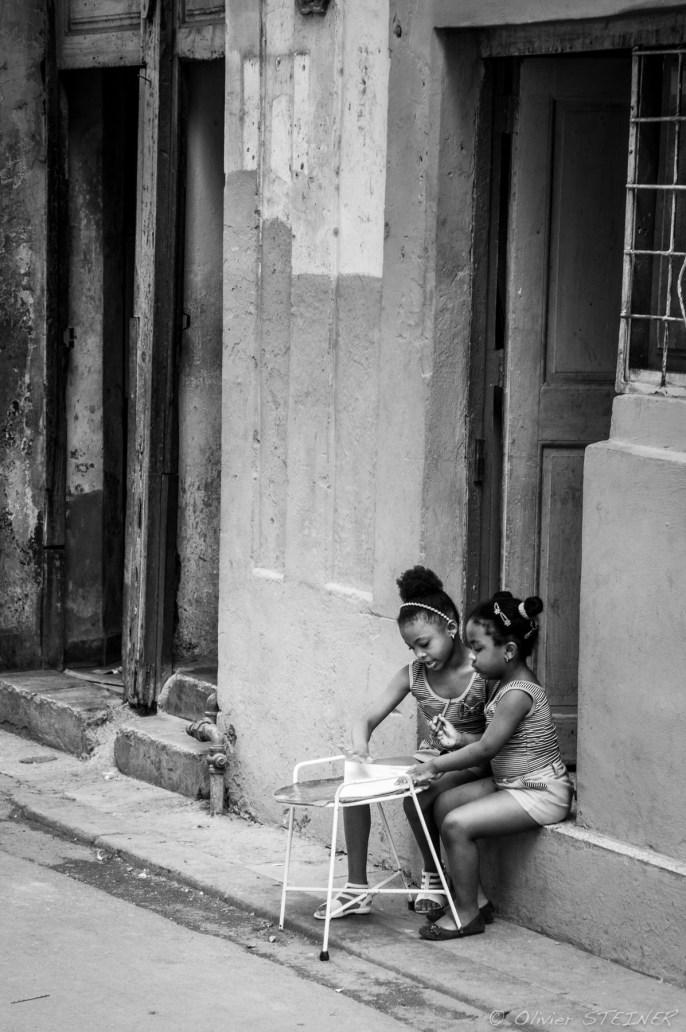 Life in the streets of La Habana