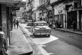 Morning life in La Habana