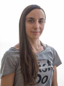 Vivian istruttrice scienze motorie presso Osteolive, centro osteopatico Roma