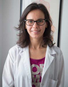 Giacoma de Miceli Osteopata presso Osteolive centro osteopatico Roma