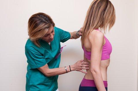 dott.ssa simonetta alibrandi osteopata a roma posturologo personal trainer Total Body Postural Adjustment