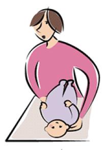como sostener a tu bebe 1