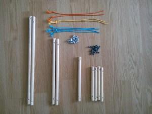 Préparation des matériaux - Ostéopathe à Castres