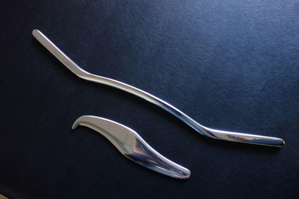 Outils utilisés dans la méthode Graston