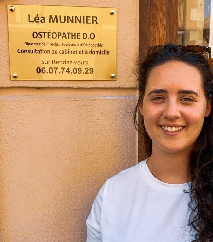 Léa Munnier Ostéopathe