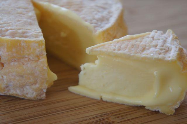Alex James No. 5 Goddess Guernsey Milk Cheese