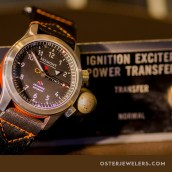 Bremont Watch MeetUp at Oster Jewelers