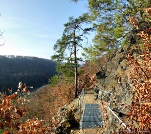 Brüderweg zwischen Tharandt und Freital (Foto: Bieberstein)