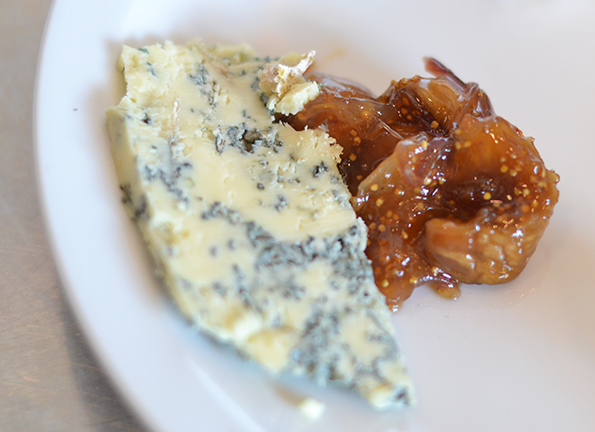 Figenkompot til ostebord
