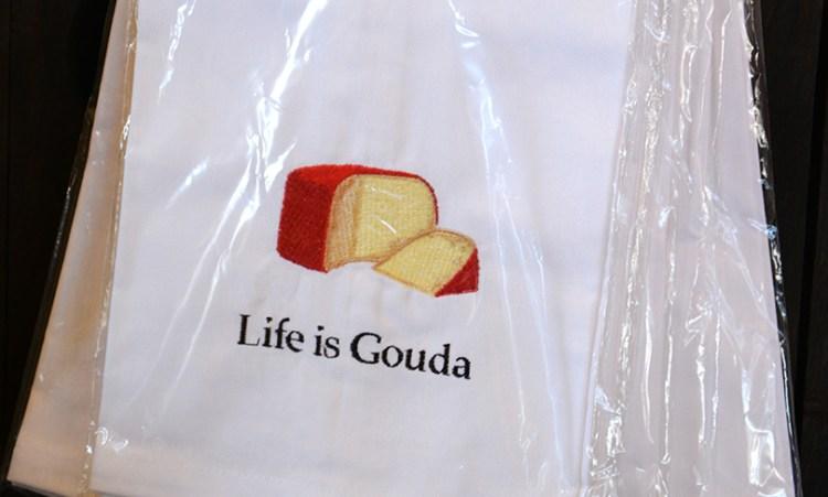 Life is Gouda