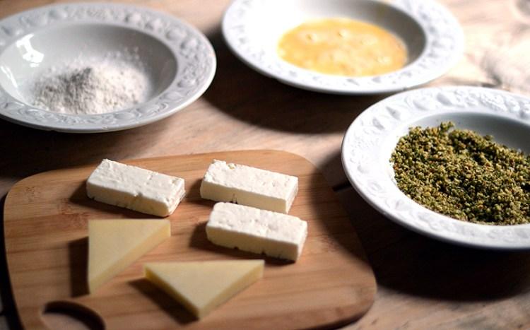 Paneret ost