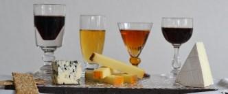 Portvin og ost