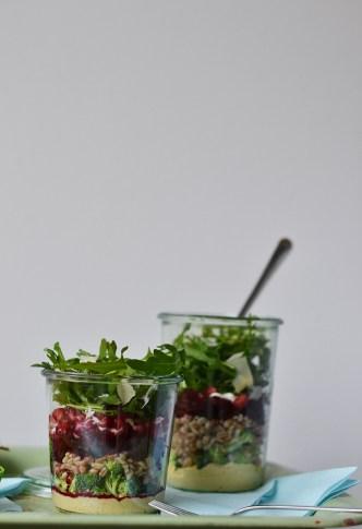 Salat til farten