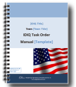 Task Order Manual Proposal Management Tools