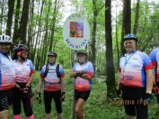 Czechia - Bike ride Cross your border 2018