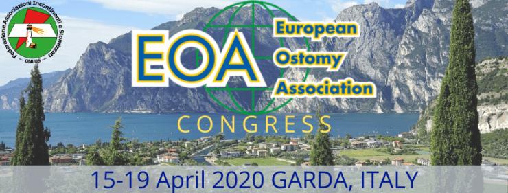 15-19 April 2020 Garda, Italy
