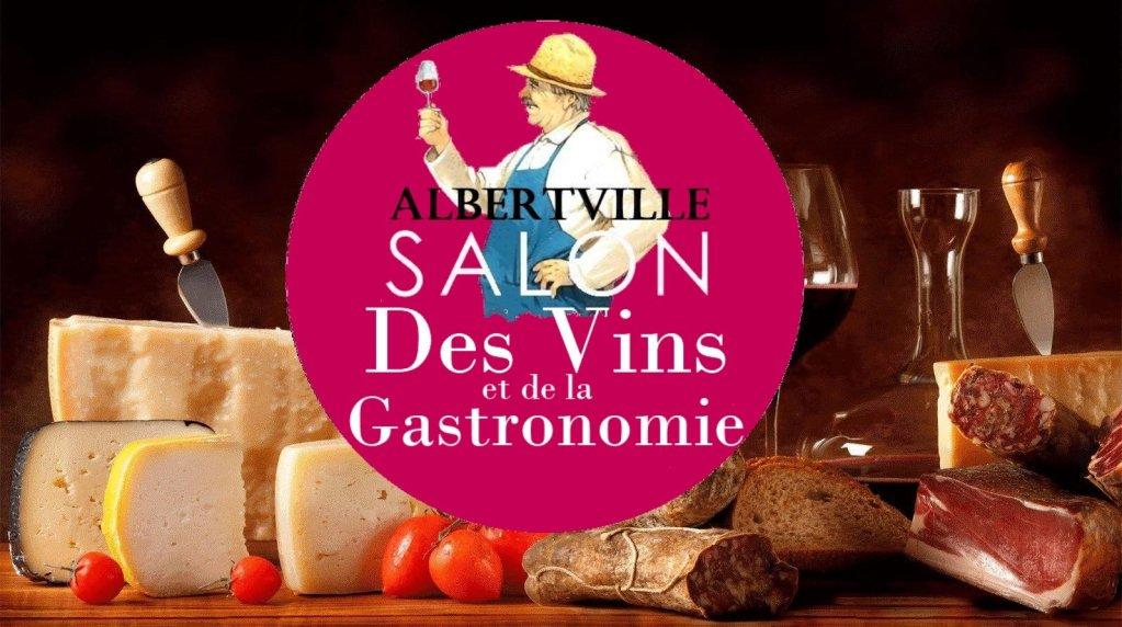 Salon des vins et de la grastronomie Albertville