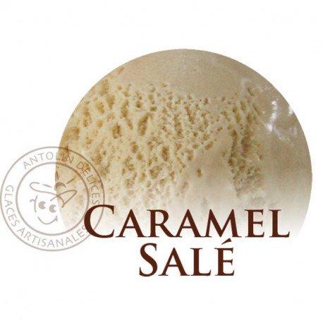Glace antolin Caramel beurre salé