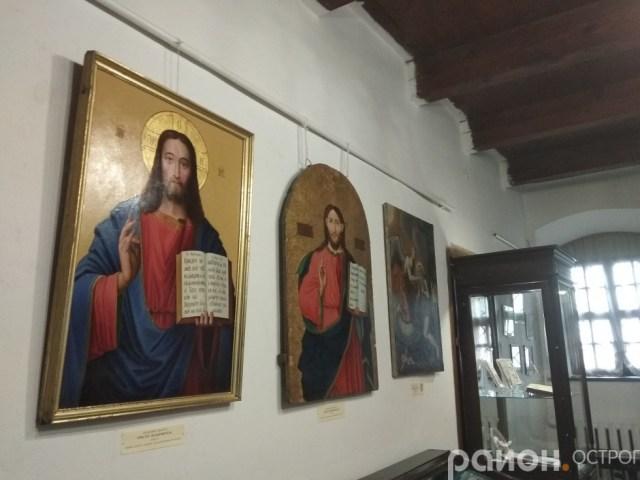 Відреставровані ікони