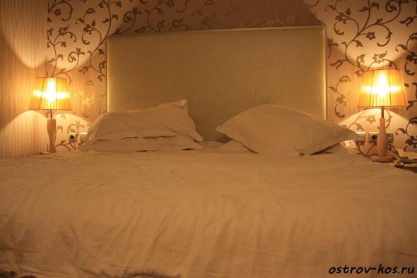 Гостиница Кос фото