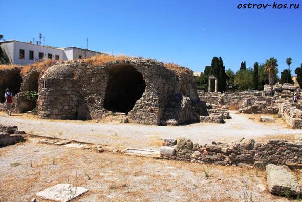 Древняя Агора
