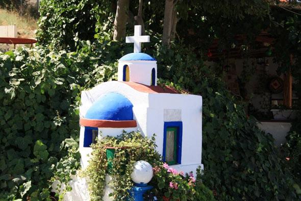 Зиа остров Кос фото
