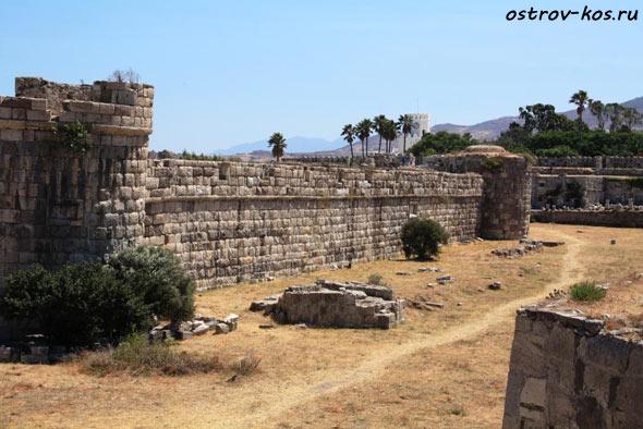 Крепость Кос фото