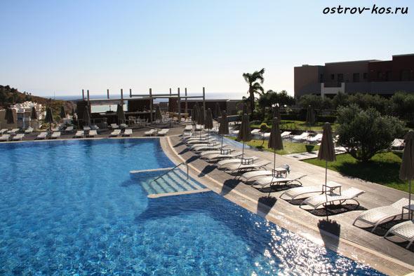 Лучшие отели острова Кос фото