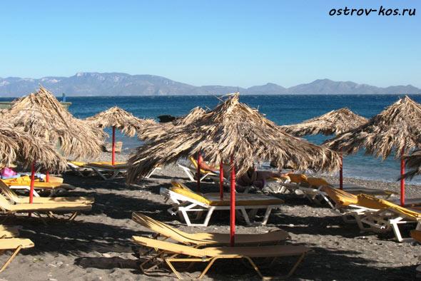 пляж Термы фото