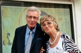 Ehepaar Antje und Herbert Jenny