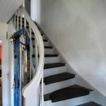Ferienhaus kiek-ut 1 Treppe