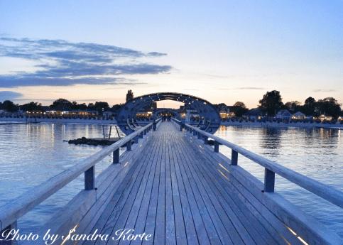 Seebrücke Kellenhusen