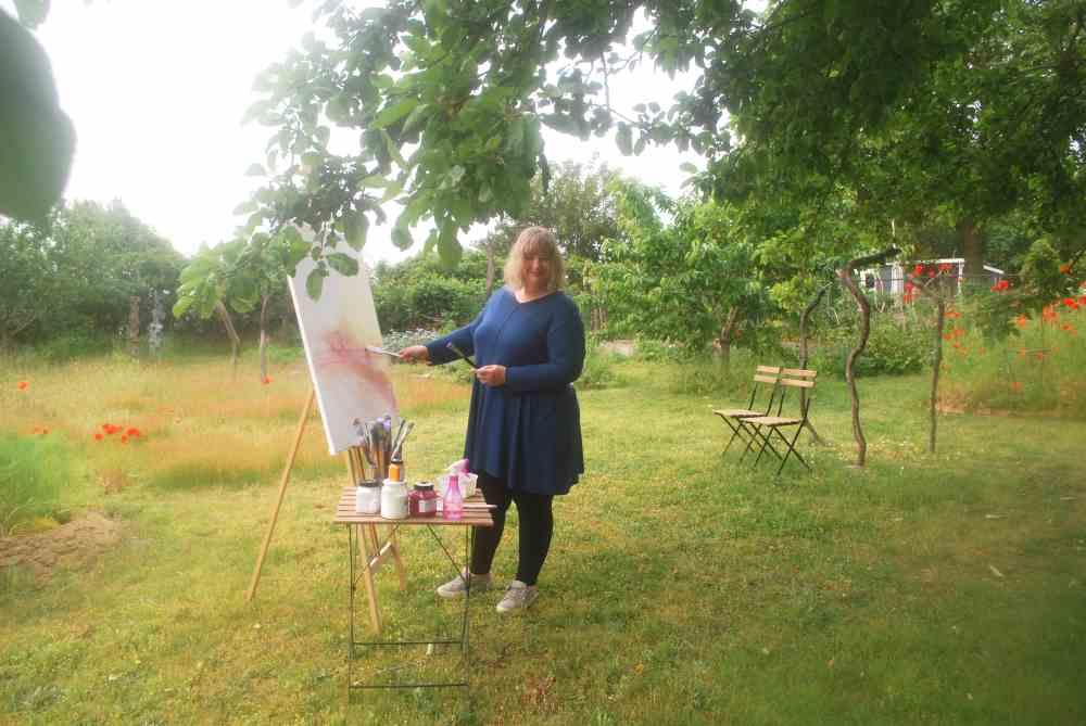 Gesa Reuter – Ausstellung 8.-9.Juni
