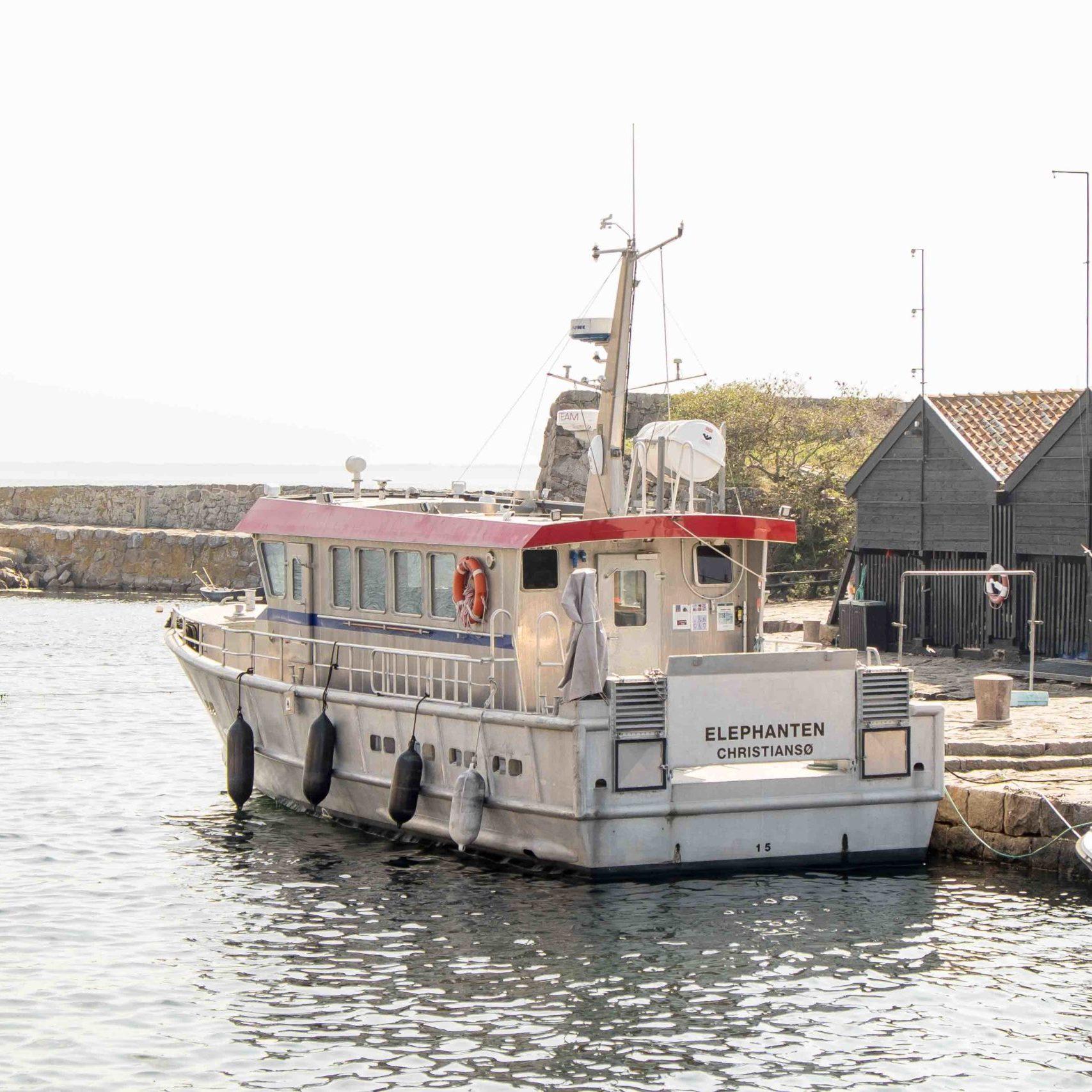Christiansø: Inselhumor