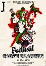 1301 - Festival Carte Blanche