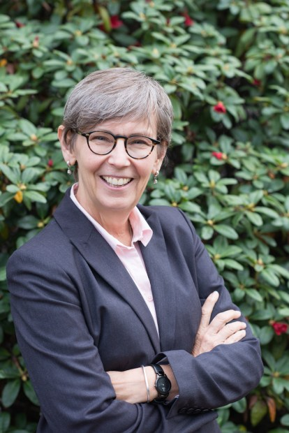 Cynthia Sagers, VP for the Office of Research; Department of Integrative Biology