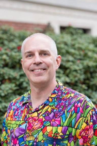 Mark Lavery, Biology instructor
