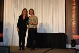 E. E. Wedman Outstanding Senior Award - Sue Tornquist, Marejka Shaevitz