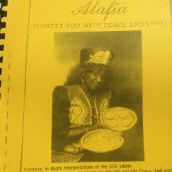 Alafia Book Cover
