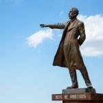 札幌のクラーク博士像