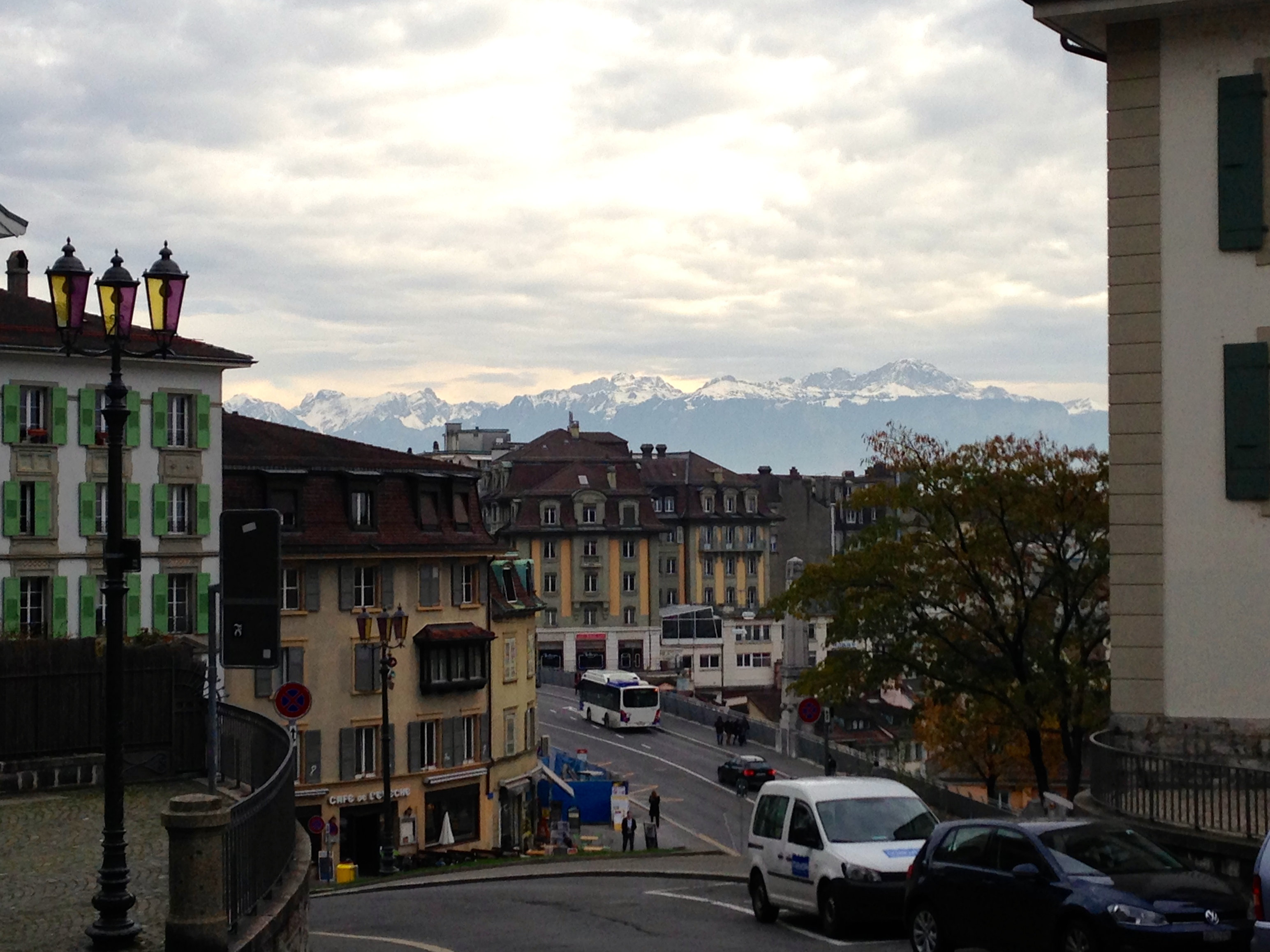 Switzerland: Lausanne, Part 2