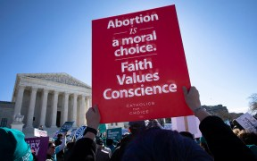 U.S. SUPREME COURT ABORTION