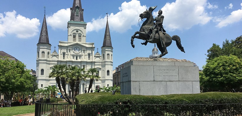 NEW ORLEANS CATHEDRAL-BASILICA