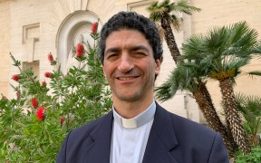 FATHER AUGUSTO ZAMPINI HUMAN DEVELOPMENT VATICAN